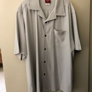 Oakley Button Down Shirt